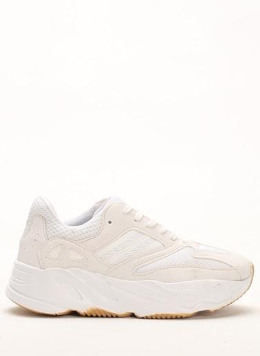 Shoes1441 Yürüyüş Ayakkabısı Beyaz